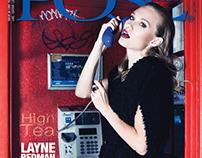 Fashion Editorial for POSE Magazine #26