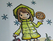 Pizza Mage