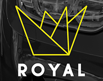Royal Logo + Flyers