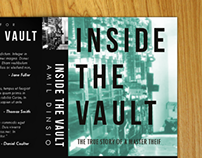 Book Cover 'INSIDE THE VAULT'