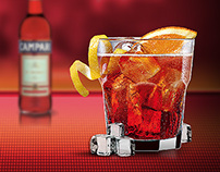 Campari Red Passion Minisite