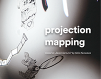 Seven - Projection mapping