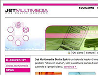 Web site Jet Multimedia Italia