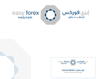 Easy Forex Concept Identity - Arabic Adaptation