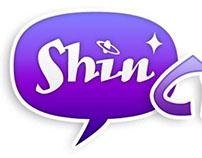 Shin Crazy Comics logo concept