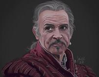 Ramirez - Sean Connery Portrait