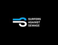 Surfers Against Sewage - Re-Brand