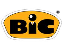 Restyling BIC Logo.