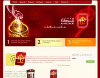 Al-Meshkat website