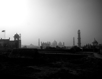 A portrait of old Lahore