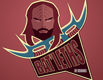 Star Trek Sports Team Logo Parody Designs