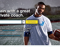 Coachup Campaign