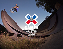 Skype at X Games Austin 2016