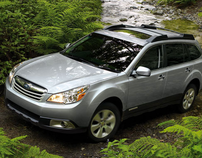 Subaru: Outback Directions