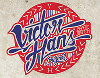 VictorHans Lettering