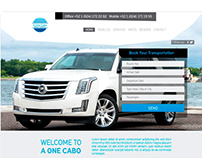 Web Design and Development for A One Cabo