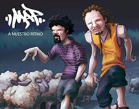 M.A.P. 'Manos Al Papel' Cover