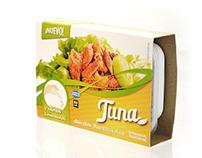 Tuna®. Diseño de Empaque