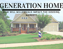 Generation Home: Millennials in the Housing Market