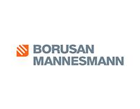 Sosyal Medya Şablonu (Borusan Mannesman)