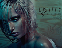 Entity of THE BLUE // SYN Magazine
