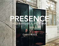 Presence: The Invisible Portrait Book Design