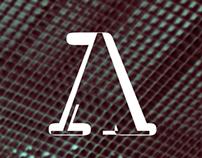 Bourdier - Deconstructive Typeface
