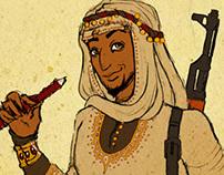 Modern Day Aladdin