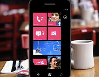 Windows Phone 8 Animated Flythroughs
