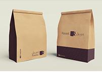 Raseel Cafe | Branding | KSA
