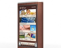 Sheraton Hotels Digital Signage