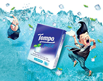 Tempo Icy Menthol  Power Up Viral Videos