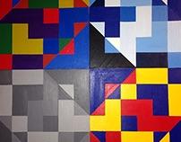 Color Experiment Tiles