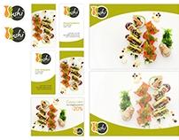 Sushi Friends Branding
