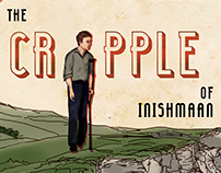 Poster for The Cripple of Inishmaan