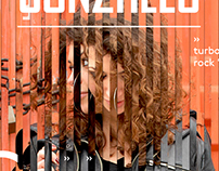 GONZALES: LIVE AT TETRIS — Poster