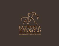 TITA&GLO' // Logo Design