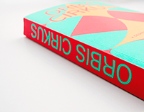 Orbis Cirkus book design