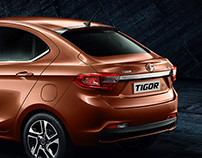 TATA TIGOR : Product Website