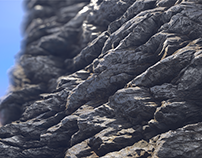 Substance Designer Jagged Rock Material