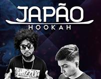 Japão hookah - Flyer