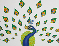 Title Animation, film: 'Taare Zameen Par'