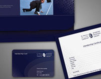 BANKERS BUSINESS CLUB BRANDING