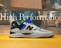 NB Numeric - NM1010 Tiago Lemos Signature Model