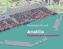 Anaklia Illustration for web