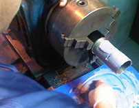 Shaft repair...Cost effective solutions for industries