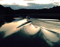 Boat on Fishing Creek