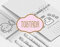 TOSTADA BRANDING
