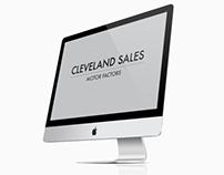 Cleveland Sales Branding