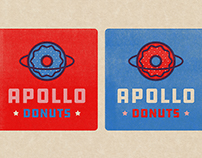Apollo Donuts // Exploration + Process